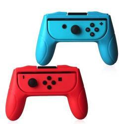 Nintendo Switch Joy-Con jobb és bal oldali kontroller - PIROS / KÉK