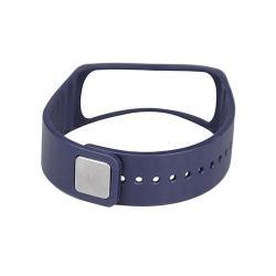 Okosóra szíj - TENGERÉSZKÉK - Samsung Galaxy Gear Fit R350 Smart Watch