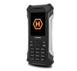 myPhone Hammer Patriot, Dual SIM, fekete-ezüst