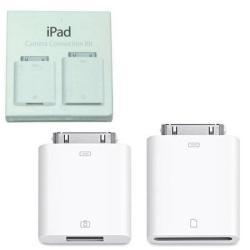 APPLE adapter kábel (kamera csatlakoztatásához, USB, és SD kártyaolvasó) - GYÁRI - MC531ZM/A