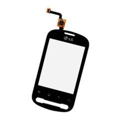 Plexi ablak, érintőpanellel - LG P350 Optimus Me
