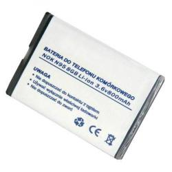 NOKIA N79Akku 800 mAh LI-ION (NOKIA BL-6F kompatibilis)