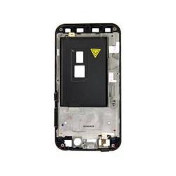 Készülék előlap (plexi ablak nélkül) - LG P970 Optimus - GYÁRI