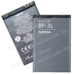 NOKIA BP-3L akku 1300 mAh LI-ION - NOKIA 303 Asha/NOKIA 603/NOKIA Lumia 610/NOKIA Lumia 710 - GYÁRI - Csomagolás nélküli