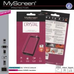 Képernyővédő fólia törlőkendővel (2 féle típus) CRYSTAL/ANTIREFLEX - ALCATEL OT-995