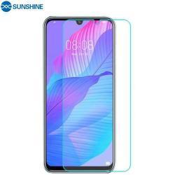 HUAWEI P Smart S (2020)SUNSHINE Hydrogel TPU képernyővédő fólia - Ultra Clear, ÖNREGENERÁLÓ! - 1db, a teljes képernyőt védi - HUAWEI Y8p  Enjoy 10s  P Smart S (2020) - GYÁRI