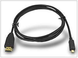 HDMI-A - HDMI-D kábel 150 cm-es vezetékkel