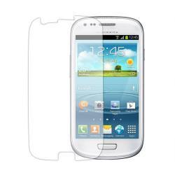 SAMSUNG Galaxy S III mini VE (GT-I8200)Képernyővédő fólia 1db (törlőkendővel) - Clear - SAMSUNG GT-I8190 Galaxy S III mini