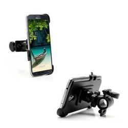 Telefon tartó kerékpárra / biciklire szerelhetõ - elforgatható - SAMSUNG GT-I9200 Galaxy Mega 6.3 / SAMSUNG GT-I9205 Galaxy Mega 6.3