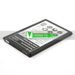 Akku 3500 mAh LI-ION - SAMSUNG EB-B800BEBEC kompatibilis - SAMSUNG GT-N9000/N9002/N9005 Galaxy Note 3