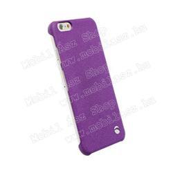 APPLE iPhone 6sKRUSELL TextureCover MALMÖ műanya védő tok  hátlap - 89986 - LILA - APPLE iPhone 6 - GYÁRI