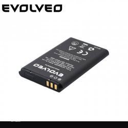 Akku 1000 mAh LI-ION - EVOLVEO EP-500 Easy Phone - GYÁRI - Csomagolás nélküli
