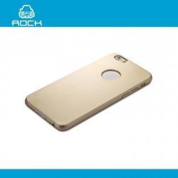 ROCK GLORY műanyag védő tok / hátlap - ARANY - APPLE iPhone 6