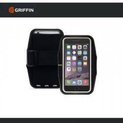 GRIFFIN TRAINER SPORT karpánt tok - karra rögzíthetõ - GB40011 - FEKETE - APPLE iPhone 6 Plus - GYÁRI