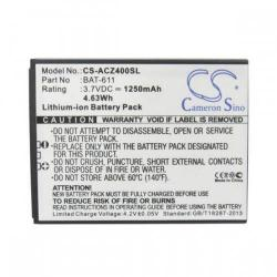 Acer Liquid Z4ACER Liquid Z4 akku 1250 mAh LI-ION - ACER BAT-611 kompatibilis
