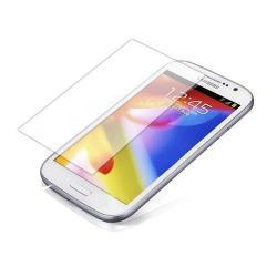 Képernyővédő fólia - Clear - 1db, törlőkendővel - SAMSUNG GT-I9080 Galaxy Grand / GT-I9082 Galaxy Grand Duos / GT-I9060 Galaxy Grand NEO / GT-I9062 Galaxy Grand NEO DUOS