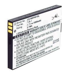 Akku 1000 mAh LI-ION (TJB-1 kompatibilis) Binatone B200B220SpeakEasy Mobile Plus