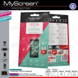 Képernyővédő fólia törlőkendővel (2 féle típus) CRYSTAL/ANTIREFLEX - LG Spirit (C70)