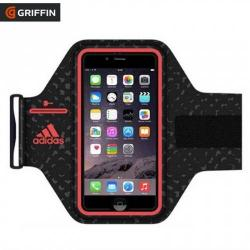 Adidas SPORT tok / karpánt - FEKETE / PIROS - GB40516 - APPLE iPhone 6 Plus - GYÁRI