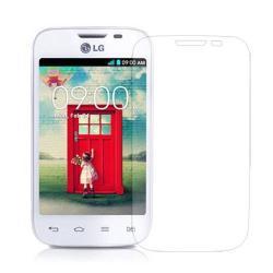Képernyővédő fólia - Clear - 1db, törlőkendővel - LG D160 L40