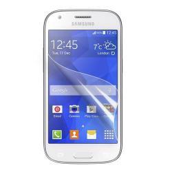 Képernyővédő fólia - Clear - 1db, törlőkendővel - SAMSUNG SM-G357FZ Galaxy Ace 4 LTE / SAMSUNG SM-G357FZ Galaxy Ace Style LTE