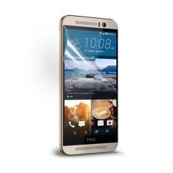 Képernyővédő fólia - Clear - 1db, törlőkendővel - HTC One E9+