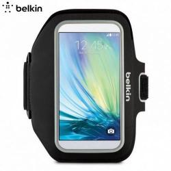 BELKIN SLIMFIT PLUS sport karpánt - F8M942BTC00 - FEKETE - SAMSUNG SM-G920 Galaxy S6 / SAMSUNG SM-G925F Galaxy S6 Edge - GYÁRI