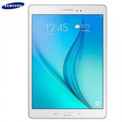 SAMSUNG SM-T550 Galaxy Tab A 9.7 16Gb INTERNET TABLET PC készülék - Sandy White - csak WLAN hálózaton működik, GSM/3G modul nélkül!