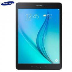 SAMSUNG SM-T550 Galaxy Tab A 9.7 16Gb INTERNET TABLET PC készülék - Sandy Black - csak WLAN hálózaton működik, GSM/3G modul nélkül!