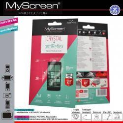 Képernyővédő fólia törlőkendővel (2 féle típus) CRYSTAL/ANTIREFLEX - SAMSUNG SM-J500F Galaxy J5 (2015)