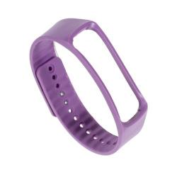 Okosóra szíj - LILA - Samsung Galaxy Gear Fit R350 Smart Watch