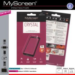 Képernyővédő fólia - CRYSTAL - 1db, törlőkendővel - LG K4 (K120E)