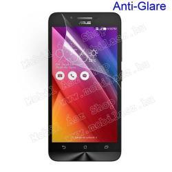 Képernyővédő fólia - Anti-Glare - MATT! - 1db, törlőkendővel - ASUS Zenfone Go (ZC450TG)