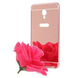 Alumínium védő tok / hátlap - ROSE GOLD - Meizu MX6