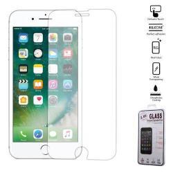 Előlap védő karcálló edzett üveg - 0,25 mm vékony, 9H, Arc Edge - APPLE iPhone 7 (4.7) / APPLE iPhone 8 (4.7)