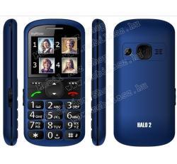 myPhone Halo 2, kék