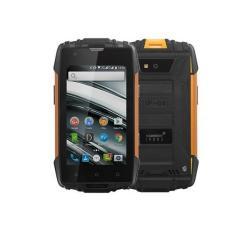 myPhone Iron 2, fekete-narancs