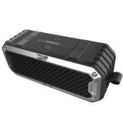 ZEALOT S6 Mini hordozható bluetooth hangszóró és vésztöltõ - 2 in 1, 4000mAh LI-ION, beépített mikrofon - FEKETE