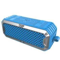 ZEALOT S6 Mini hordozható bluetooth hangszóró és vésztöltõ - 2 in 1, 4000mAh LI-ION, beépített mikrofon - KÉK