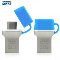 GOODRAM pendrive / USB Stick - USB Type-C OTG - 32 GB- GYÁRI