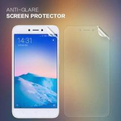 NILLKIN képernyővédő fólia - Anti-glare - MATT! - 1db, törlőkendővel - Xiaomi Redmi 5A - GYÁRI