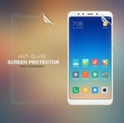 NILLKIN képernyővédő fólia - Anti-Glare - MATT! - 1db, törlőkendővel - XIAOMI Redmi 5 - GYÁRI