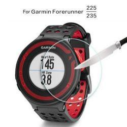 Előlap védő karcálló edzett üveg - 0.3mm, 9H - Garmin Forerunner 225 / Garmin Forerunner 235