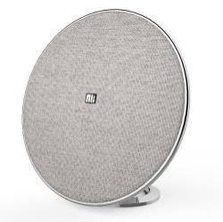 NILLKIN MC5 Sztereó hordozható hangszóró - Bluetooth 4.0, NFC, 36W, 3,5mm jack AUX csatlakozás, távirányító - FEHÉR - GYÁRI