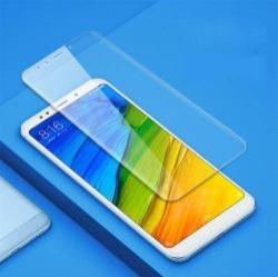 Előlap védő karcálló edzett üveg - 0,3 mm vékony, 9H, Arc Edge - XIAOMI Redmi Note 5 / XIAOMI Redmi 5 Plus