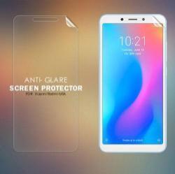 NILLKIN képernyővédő fólia - Anti-glare - MATT! - 1db, törlőkendővel - Xiaomi Redmi 6 / Xiaomi Redmi 6A - GYÁRI