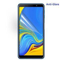 Képernyővédő fólia - Anti-glare - MATT! - 1db, törlőkendővel - SAMSUNG SM-A750F Galaxy A7 (2018)
