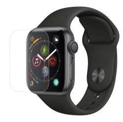 Előlap védő karcálló edzett üveg - 1db, 0.3mm 9H, 2.15D - Apple Watch 4 40mm