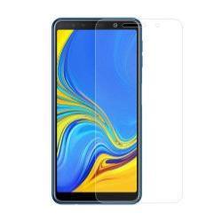 Előlap védő karcálló edzett üveg - 0,3 mm vékony, 9H, Arc Edge - SAMSUNG SM-A750F Galaxy A7 (2018)