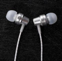 PINZUN X6 sztereo headset - 3,5mm Jack, mikrofon, felvevő gomb, 1,2 m vezetékkel - FEHÉR